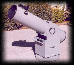 build your own dobsonian telescope